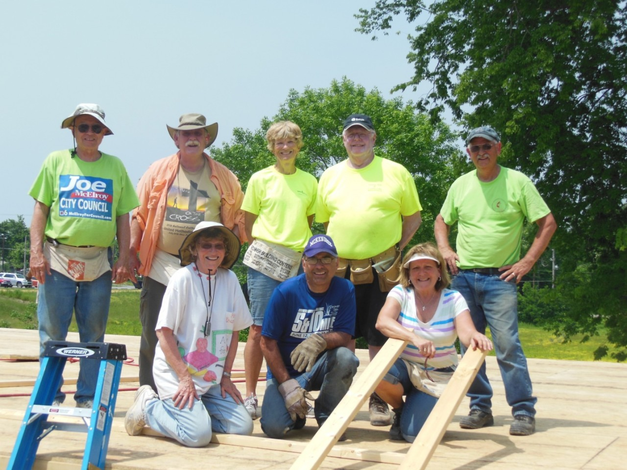 The Team at Brookport, IL