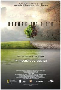 [picture of the movie poster which shows water's edge where half the land is green and the other half is dry, a tree sits on the dividing line showing the same division]