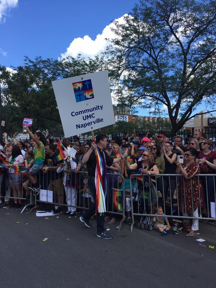 2017 Pride Parade, Chicago