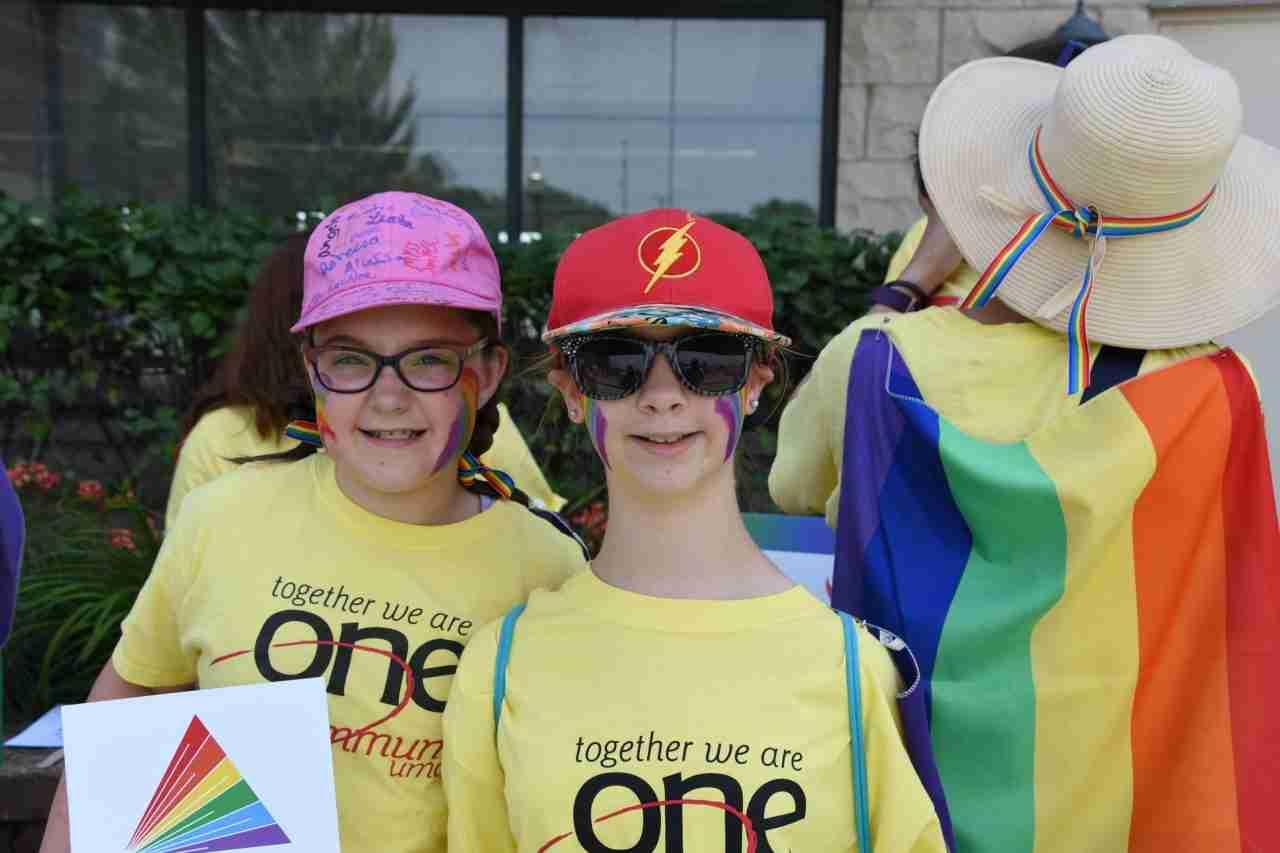 2018 Aurora Pride Parade: Our Kids