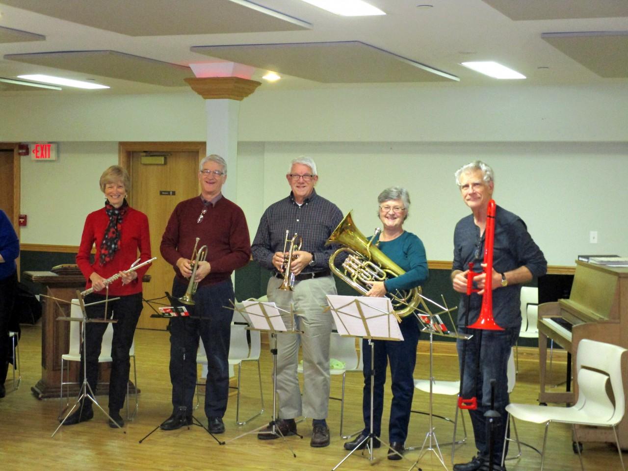 2015 Senior Christmas Celebration