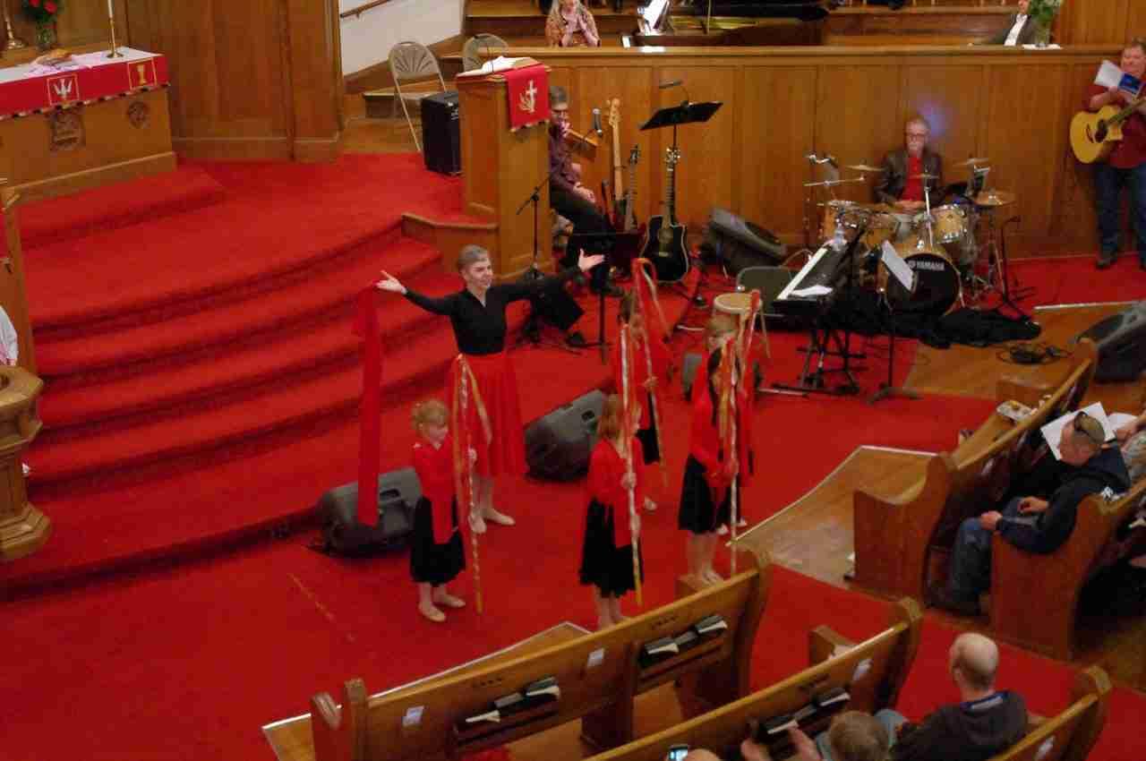 2016 One CUMC Worship