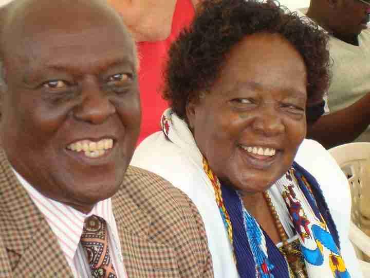 [Bishop Dr Lawi Imathiu and Mrs Florence Imathiu]