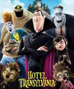 [hotel transylvania - movie night!]